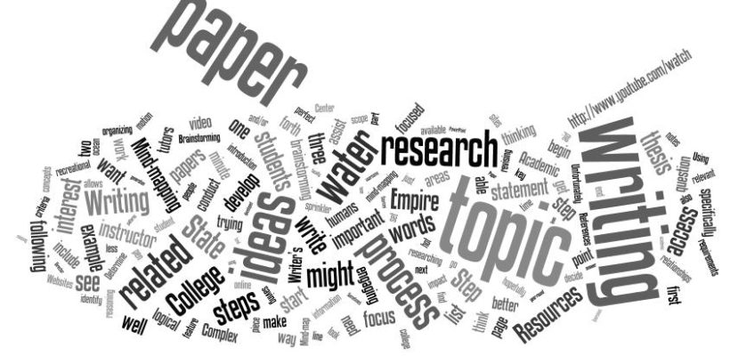 Research and Writing