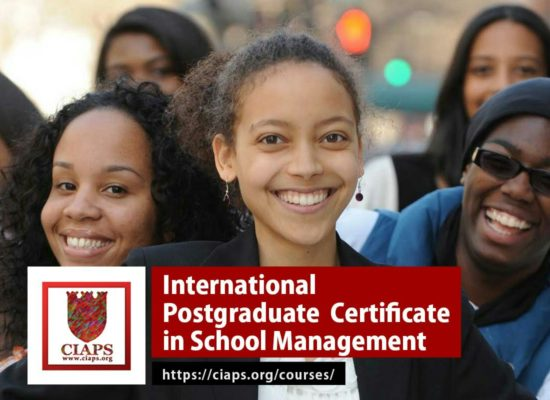 International Postgraduate Certificate in School Management