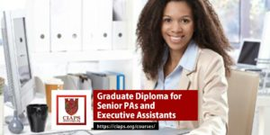 Graduate Diploma for Senior PAs and Executive Assistants (GDSPE)