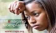 Managing Complaints