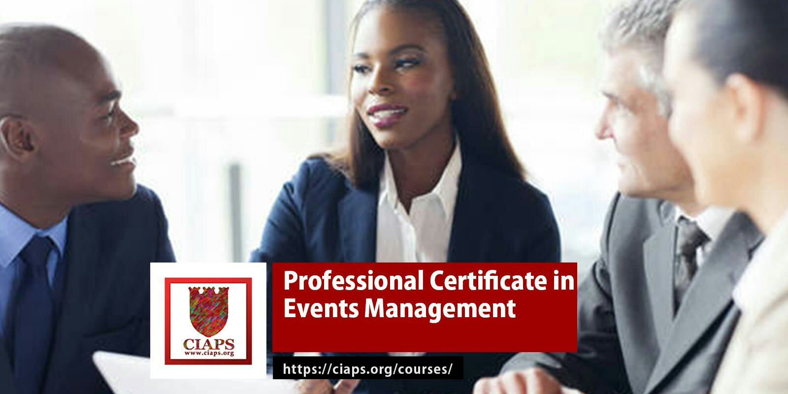 Professional Certificate In Event Management Ciaps