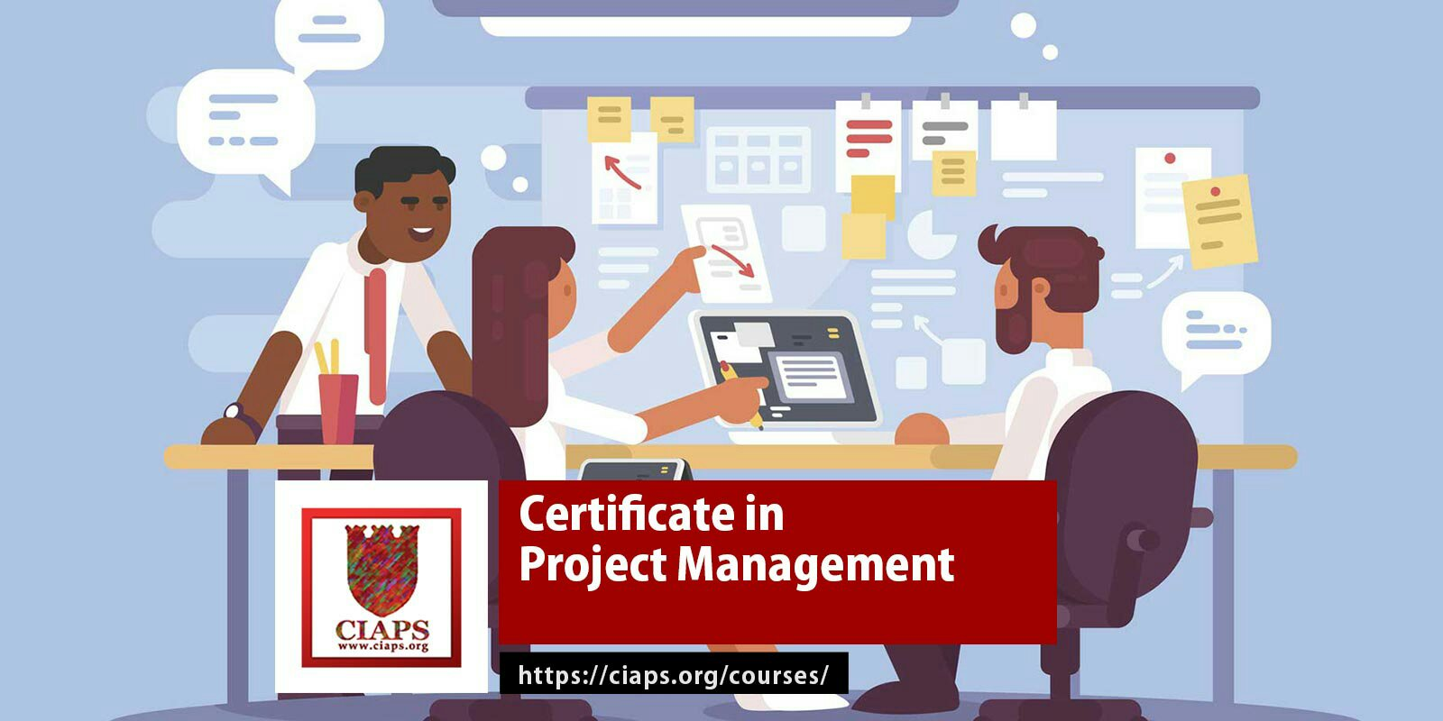 Certificate In Project Management Ciaps
