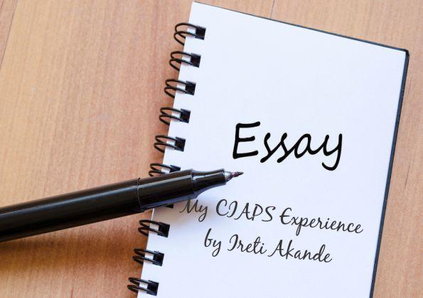 ciaps-feature-essay by ireti akande
