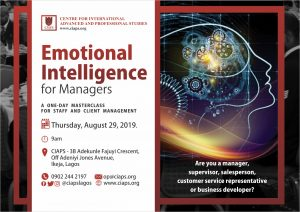 CIAPS - Emotional Intelligence for Managers